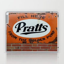Vintage Advertising Sign Laptop & iPad Skin