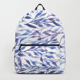 Horizontal Leaves Backpack