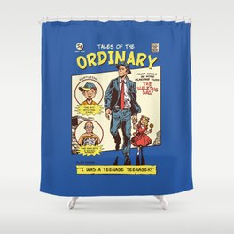 Tales Of The Ordinary Shower Curtain
