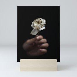 Flower Photography by Sammie Vasquez Mini Art Print