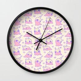 shiny goomies Wall Clock