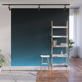 Half Tone Pattern Wall Mural