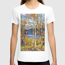 Tom Thomson - Algonquin, October - Digital Remastered Edition T-shirt