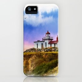 The Island Of Kefalonia, Greece iPhone Case