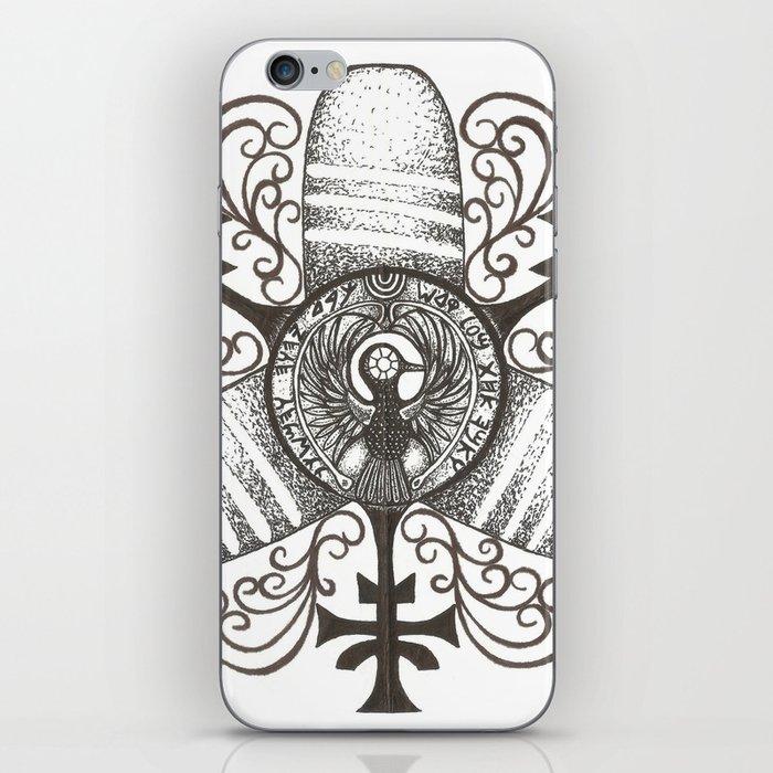 Indy Mandala iPhone Skin