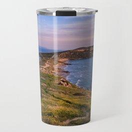 Landscape ocean 5 Travel Mug