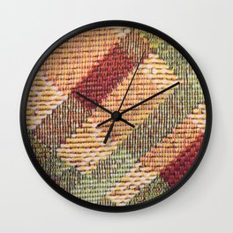Fall decor Wall Clock