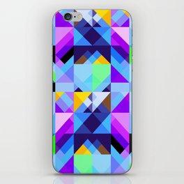 Geometric XVIII iPhone Skin
