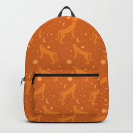 Cheetahs in the Desert Backpack