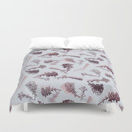 Rose Daphne Duvet Cover