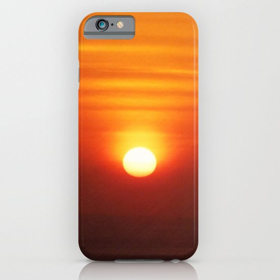 brighter than the sun iPhone & iPod Case