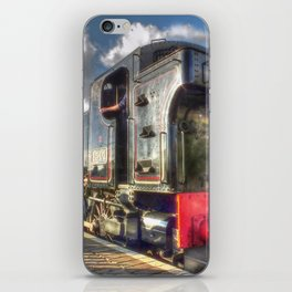 Steam Locomotive 1501 at Bewdley iPhone Skin