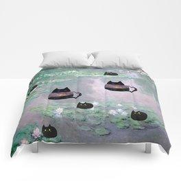 mini cats 615 Comforters