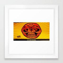 hardskull Framed Art Print
