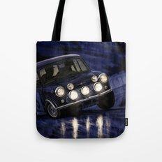 Motor Style Inc.: Rallye Monte Carlo Tote Bag