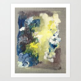 Far Away Inside - Original Fine Art Print by Cariña Booyens.  Art Print