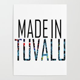 Made In Tuvalu Poster