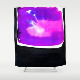 Introspection 2H by Kathy Morton Stanion Shower Curtain