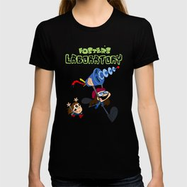 Jane Foster's Laboratory T-shirt