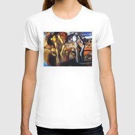 Salvador Dali Metamorphosis of Narcissus 1937 Artwork for Wall Art, Prints, Posters, Tshirts, Men, Women, Kids T-shirt