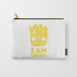 I amGroot Carry-All Pouch