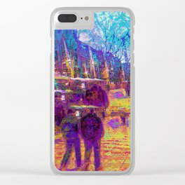 20180115 Clear iPhone Case