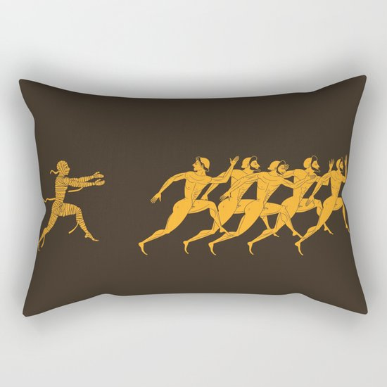 Ancient Greece Rectangular Pillow