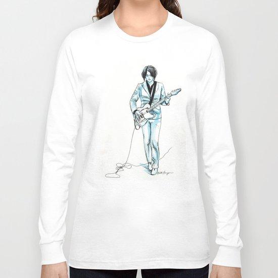 jack from austin city limits Long Sleeve T-shirt