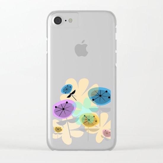 Potpourri Clear iPhone Case