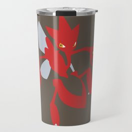Scizor - lineless Travel Mug