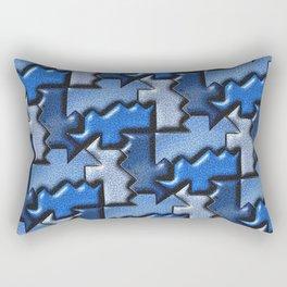 Geometrix 120 Rectangular Pillow