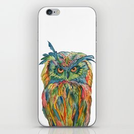 Wise Owl iPhone Skin