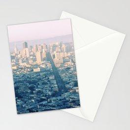 San-Francisco city Stationery Cards