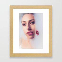 At Peace Framed Art Print