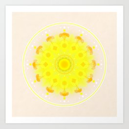 bunkou-003 Art Print
