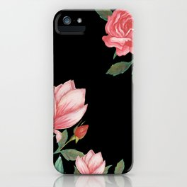 Be at one with Nature iPhone Case