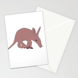 New Road ® Aardvark Stationery Cards