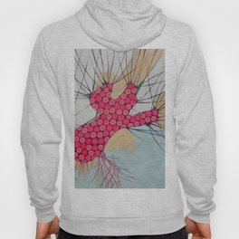 withered tree (ORIGINAL SOLD). Hoody