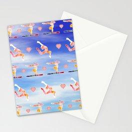 Gymnastics Stationery Cards
