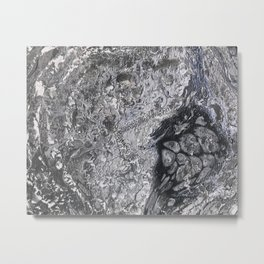 Moon rocks Metal Print