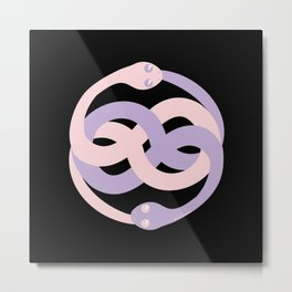 Cute auryn Metal Print