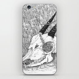 Lavender and Lace iPhone Skin
