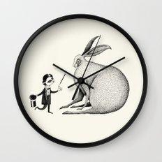 'Black Magic' Wall Clock