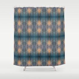WaterGlare Shower Curtain