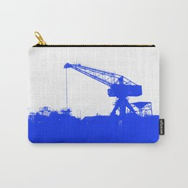 M A N Canal Port Crane Carry-All Pouch