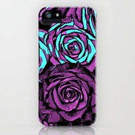 Roses | 8 BIT iPhone Case