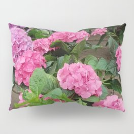Hydrangeas Pillow Sham