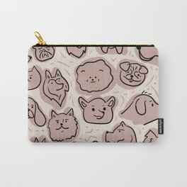 DOGGOS - cute dog illustration Carry-All Pouch