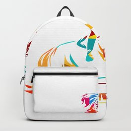 Show Jumping Horse Riding Backpack