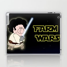 Farm Wars - Luke edition Laptop & iPad Skin